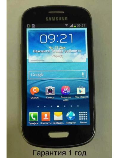 Смартфон SAMSUNG Galaxy S III mini GT-I8190